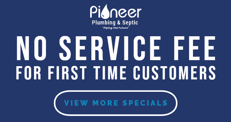 No service fee for first time customers needing water heater repair in Houston, TX